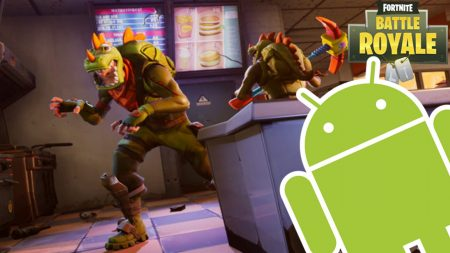 Fortnite sur Android