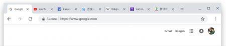 Google Chrome : Material Design