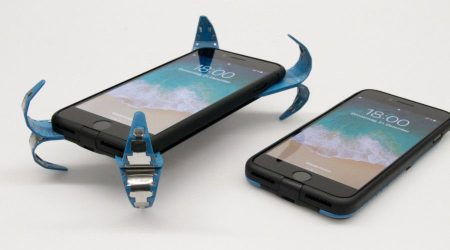 airbag pour smartphone active damping