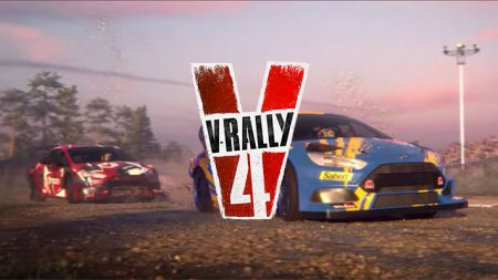 V-Rally 4 arrive en 2018