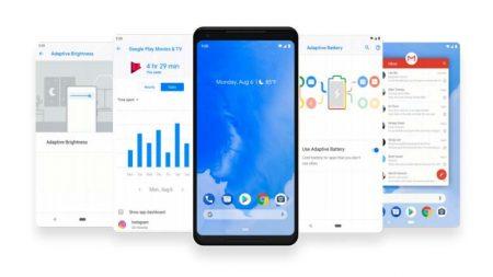 Android Pie 9 - Nouveautés