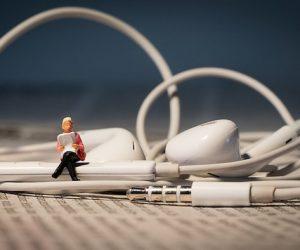 Livre audio (Audiobook)