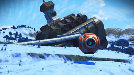 No Man's Sky Next - Bitcoin indice 2