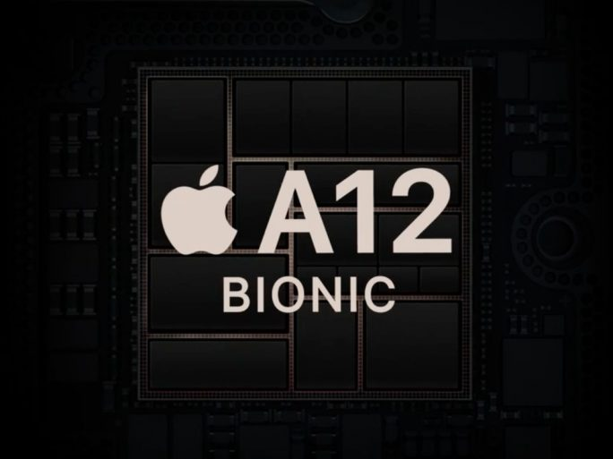 A12 Bionic Apple