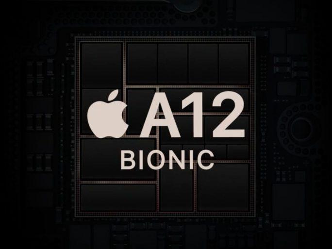 A12 Bionic Apple