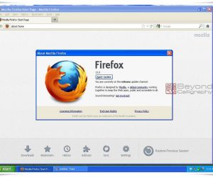 Firefox stoppe le support de Windows XP