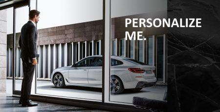 BMW Assistant personnalisé
