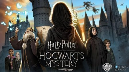 Harry Potter Hogwarts Mystery accueil