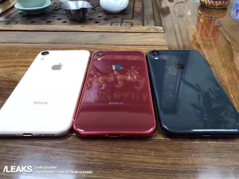 Apple iPhone XC 2018
