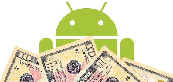 Google veut faire payer Android