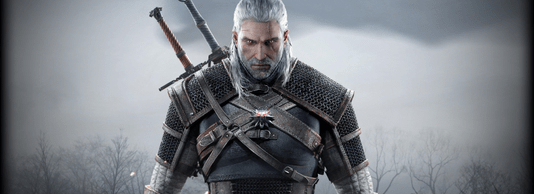 the witcher geralt de riv