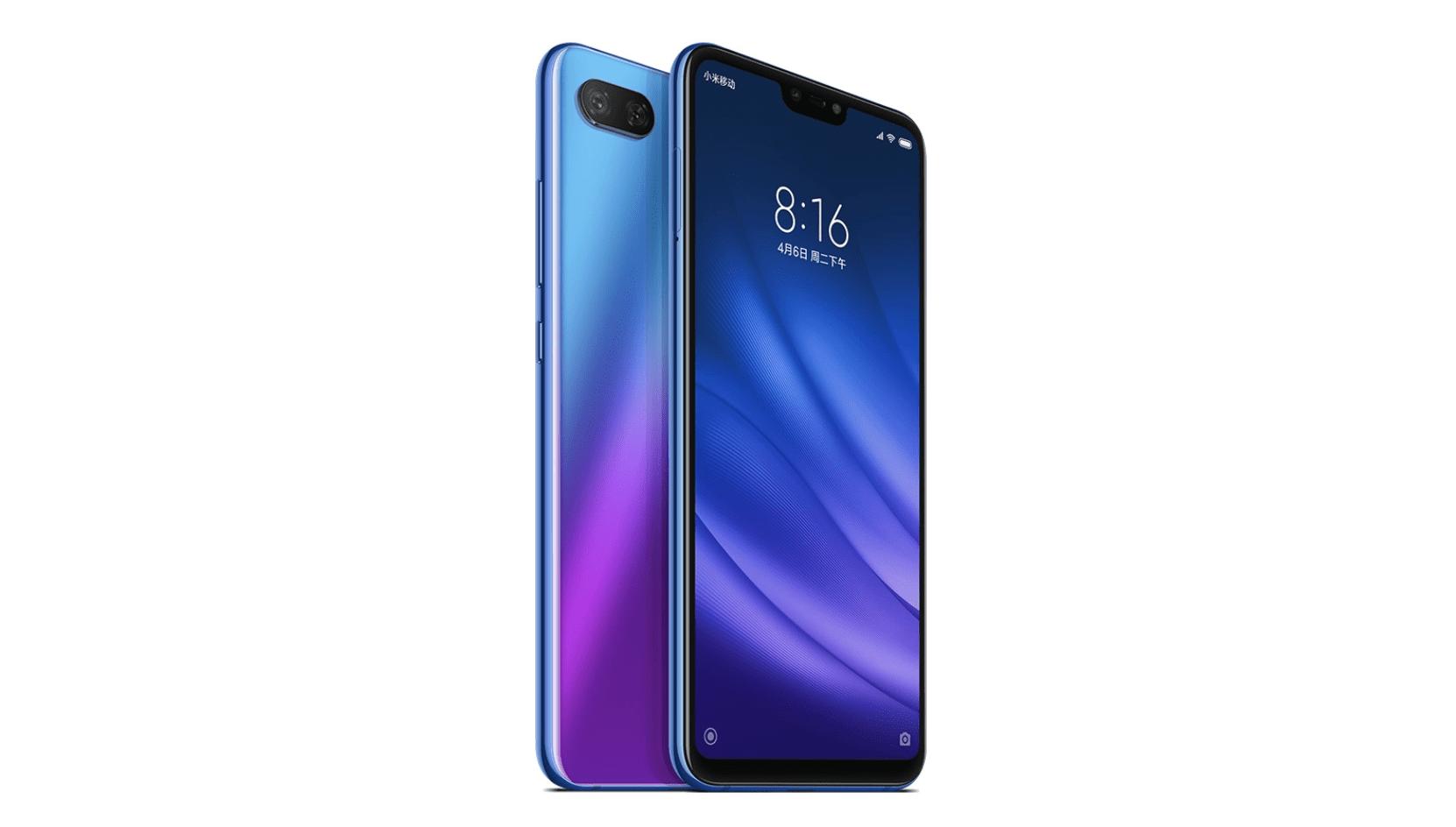Xiaomi Mi 8 Lite Caract 233 Ristiques Et Prix Geekinfos