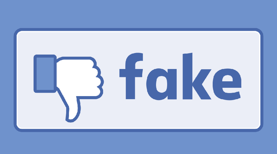 Facebook supprime des faux comptes