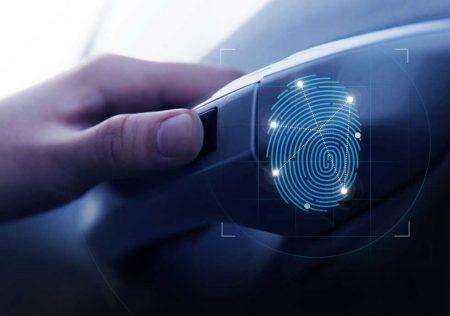 Hyundai - Premier véhicule avec lecteurs d'empreintes digitales