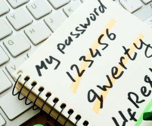 Piratage de mots de passe