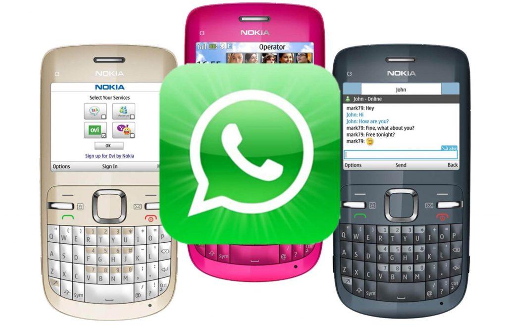 Whatsapp bloquée sur Nokia