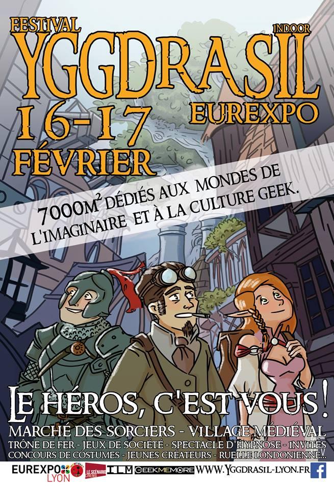 Festival Yggdrasil - Eurexpo