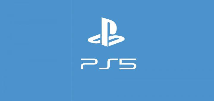 Logo Sony Playstation 5