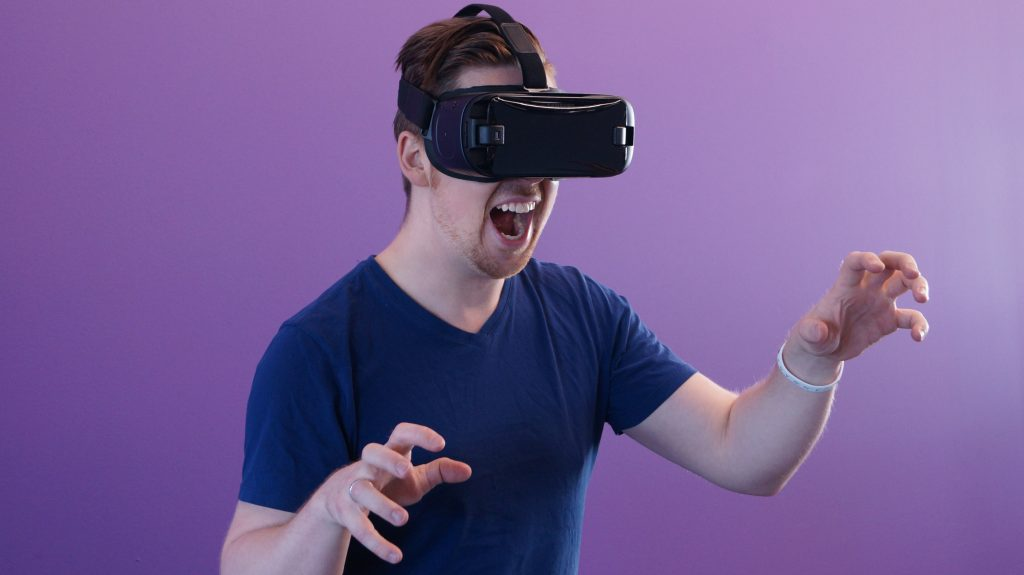 Virtual Reality - Geek à Lyon