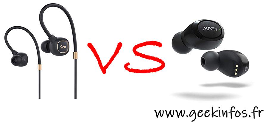 Aukey EP-B80 vs EP-T16S