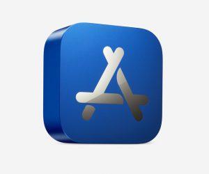 Logo App Store Apple en 2020