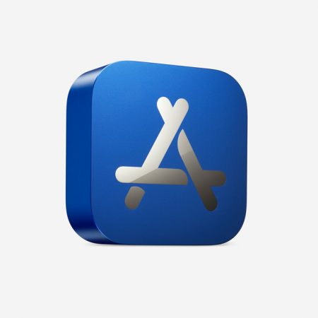 Logo App Store Apple en 2020