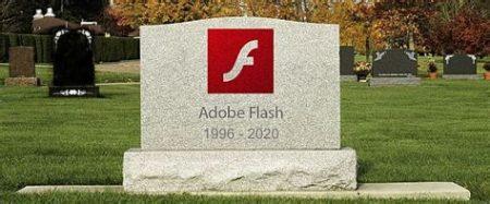 La fin du support de Flash actée en 2021